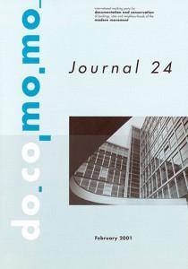 Docomomo Journal_24_2001