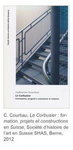 Courtiau Le Corbusier SHAS
