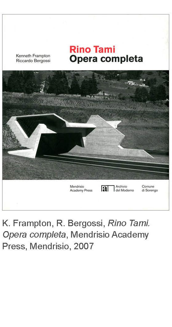 Rino Tami Frampton Bergossi