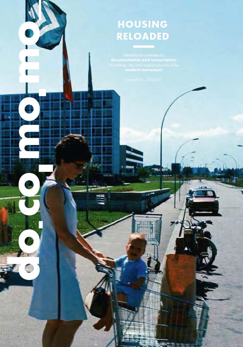 docomomo journal 54 2016